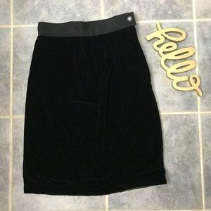 Velvet VALENTINO Skirt Italian Design
